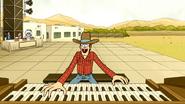 S6E17.192 Farmer Jimmy Playing the Organ