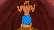 S6E03.234 The Ball Heading Towards Demon Gopher Man