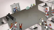 S7E25.163 Office Drones Attacking