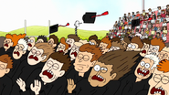 S7E36.245 Everyone Losing Their Grad Caps 02