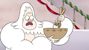 S6E09.112 Skips Getting a Salad Bowl and Utensils
