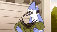 S5E36.026 Mordecai Holding the Destroyed Tent