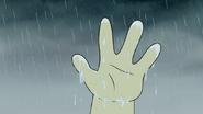 S7E08.095 Muscle Man's Hi-Five Hand