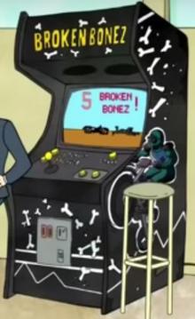 Broken Bonez
