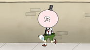S7E17.204 Pops Removing His Scabby Grossman Costume 02