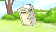 S05E16 Toilet Tipping