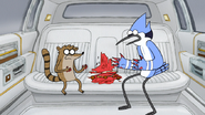 S4E21.030 Mordecai and Rigby Shocked by the Meatball Sub