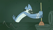S6E23.104 Mordecai Plunging Slow