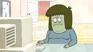 S4E12.080 Muscle Man on the Computer