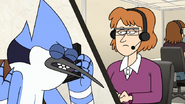 S7E26.105 Mordecai Hates the Music in the Background