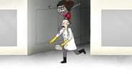 S7E05.215 Benson Ambushing a Scientist