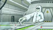 S8E10.038 Spacey's Cryo Chamber Being Unlocked
