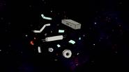 S8E25.009 Space Debris