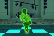 Daryl dancing