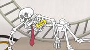 S7E25.146 Skeleton Ron