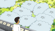 S7E05.357 Artifical Clouds Appearing