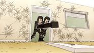 S7E13.169 SWAT Team Busting Down Benson's Door