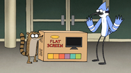 S6E07.026 Mordecai Disappointed in Rigby