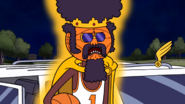 S3E16 God Of Basketball Angry Face
