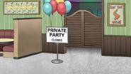 S5E35.065 Private Party Closed
