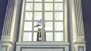 S5E37.089 Mordecai Looking Out a Window