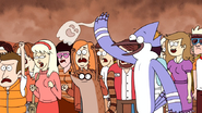 S4E34.172 Mordecai and Hi-Five Hi-Five