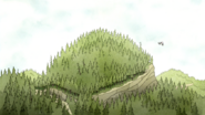 S4E32.014 Flying to the Woods