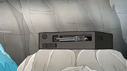 S8E20.129 Gun Coming Out of the Seemingly Normal VCR