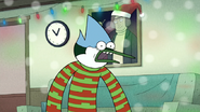 S6E10.105 Mordecai Shocked to See Margaret at the Party