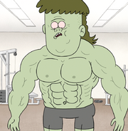S5E11.043 Muscle Man's Ripped Body