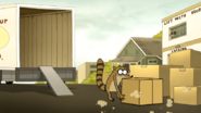 S6E06.136 Rigby Setting Down More Boxes