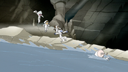 S8E20.111 Everyone Jumping into the Water