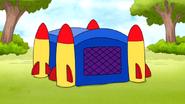S5E13.013 Space Themed Bounce House