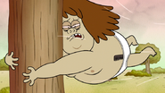 S6E22.253 Muscle Man with a Comb in His Underwear