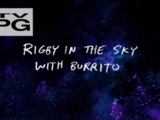 Rigby in the Sky with Burrito