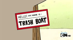 Trashboat32