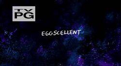 Eggscellent titlecard