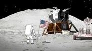 S6E21.149 The Moon Landing 02