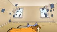 S7E13.151 Beanbags Shooting Through the Windows