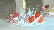 S4E19.14 The Paddle Boat Destroyed