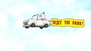 S6E22.044 Visit the Park! Banner