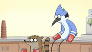 S7E09.053 Mordecai and Rigby Feeling Bad for Playing with Cups