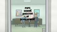 S7E17.113 Pops Senior Director of Development