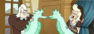 S5E22.091 Seahorse Kissing