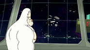 S8E25.008 Skips Sees Space Debris Outside