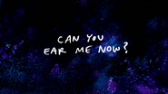 S8E11 Can You Ear Me Now Title Card