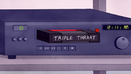 S6E04.248 Triple Threat Going in the VCR