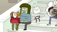 S7E30.029 Muscle Man and HFG Getting Their Costumes