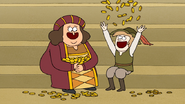 S7E30.072 The People Happy to Have Coins