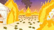 S6E15.220 Youth Topia in Flames
